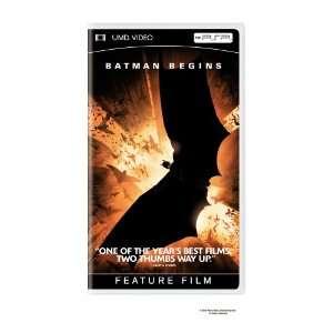 Batman Begins [UMD for PSP] Christian Bale, Michael Caine
