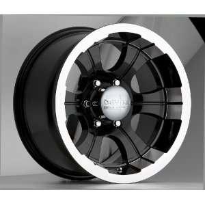 20x10 Devino 349 (Gloss Black) Wheels/Rims 6x135 (349200653 25GBLM)