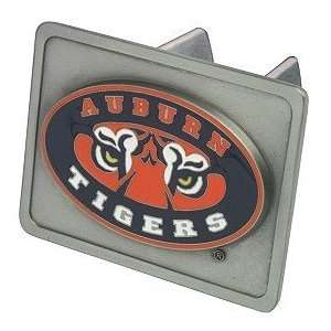 Auburn Tigers Tiger Eyes Trailer Hitch Cover