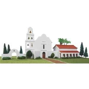 California Mission San Diego De Alcala Toys & Games