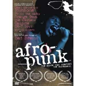 Afro Punk: Ralph Darden, Matt Davis, Mariko Jones, Moe