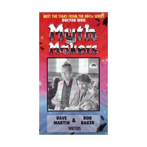 Myth Makers: Dave Martin & Bob Baker: Movies & TV