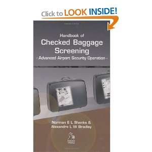 Handbook of Checked Baggage Screening: Advanced Airport
