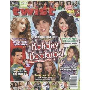 2011) Justin Bieber, Selena Gomez, Taylor Swift Various Books