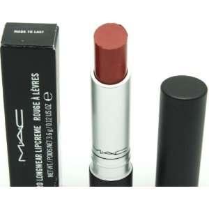 MAC Pro Longwear Lipcreme MADE TO LAST Lipstick Beauty