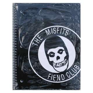 MISFITS fiend club notebook 80 pages: Sports & Outdoors
