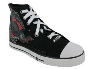 Harley Davidson Mens HARLEY DAVIDSON SHOES RUNE CANVAS HI