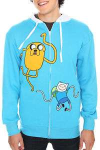 Adventure Time Finn Hat Hoodie