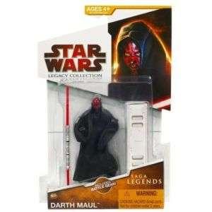 Clone Star Wars DARTH MAUL SL07 Legacy Collection Saga