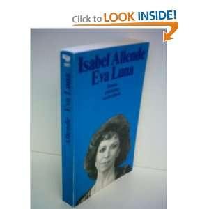 EVA LUNA. Isabel Allende, Margaret Sayers Peden Books