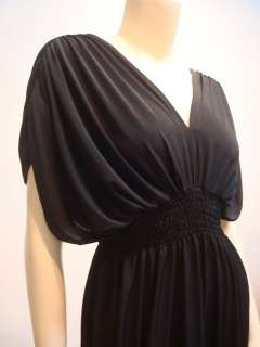 Cocktail Black Kimono Maxi Dress SZ XXL 3XL 16 18 20/White Blue Red