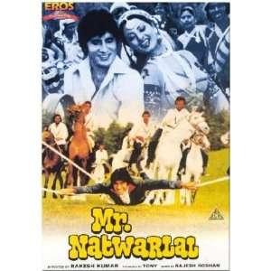 Mr. Natwarlal (Amitabh Bachchan / Hindi Film / Bollywood