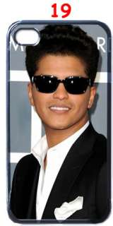 Bruno Mars Fans Custom Design iPhone 4 Case
