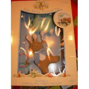 Peter Rabbit   Take Along Musical Toy Toys & Games