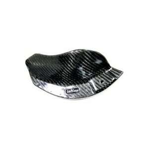 10 11 YAMAHA YZ250F LEO VINCE CARBON FIBER ENGINE GUARD