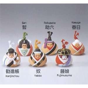 Gotou Hakata Doll Kabuki Tsutisuzu Yakko No.0679: Home & Kitchen