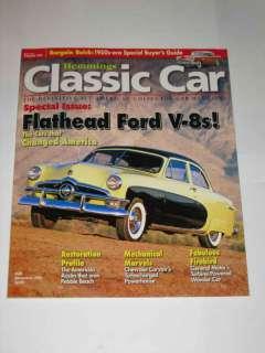 Hemmings Classic Car November 2006 Flathead Ford V 8s