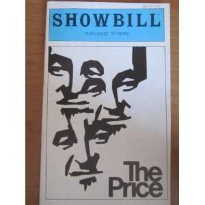 House Theater, Arthur Millers THE PRICE): Joan Alleman Rubin: Books