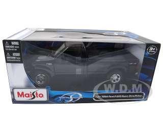 diecast car model of Chevrolet Silverado 1500 die cast car by Maisto
