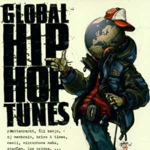 Global Hip Hop Tunes Vol. 1 (Plattenpapzt, Oli Banjo, DJ