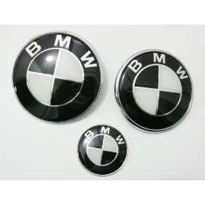 High Quality Bmw 82mm + 74mm + 45mm Hood Trunk Steering