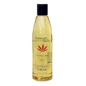 Hemp Edible Massage Oil, Cherry: Health & Personal Care