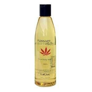 Hemp Edible Massage Oil, Cherry: Health & Personal Care