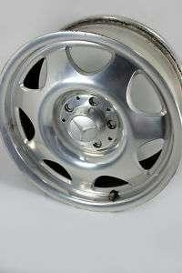 2000 Mercedes Benz CLK Class 16x7 Wheels   65179 2084010002