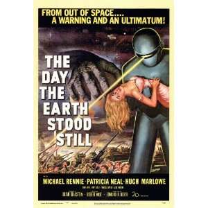 The Day The Earth Stood Still (1951) 27 x 40 Movie Poster