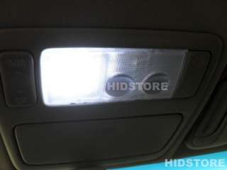 48SMD 5050 T10 Car interior Dome Door LED Panel Light