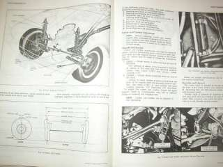 1966 Chevrolet Manual Nova SS Chevelle Camaro Corvette Bel Air Impala