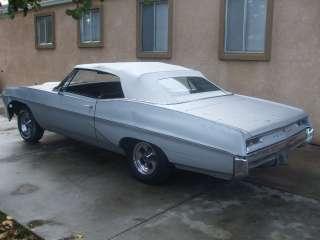 1967 Pontiac Catalina Convertible Parts Chevy Impala Lowrider No