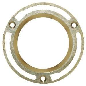 Chief Cast Brass Deep Closet Flange (890 4VDPK) Home Improvement