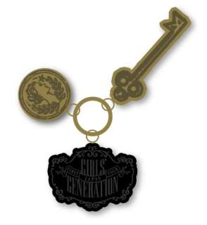 SNSD Girls Generation 2011 Japan Tour Goods Key Chain