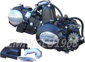 125CC 4 STROKE AUTOMATIC ENGINE MOTOR HONDA XR50 CRF50 DIRT BIKE ATV