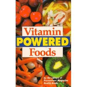 Vitamin Powered Foods Terry; Orenstein, Beth O. Rush Mamenko Books