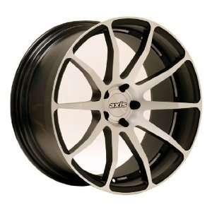 Axis Zero (Satin Machine Polished Face w/ Matte Black Accents) Wheels