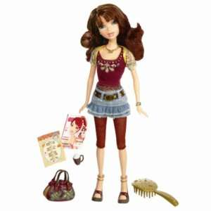 Inch Doll   Chelsea My Scene Time for a Mocha, Girls! Toys & Games