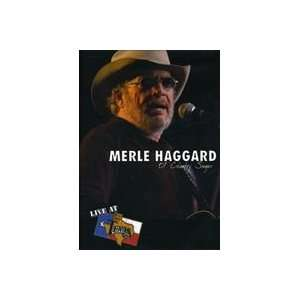 HAGGARD M LIVE AT BILLY BOBS TEXAS (DVD) Toys & Games