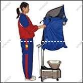 Table tennis robot/Machine Oukei/AMDT TW2700 08 w/balls