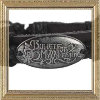 Bullet For My Valentine Ethnic Wristband Charm Bracelet