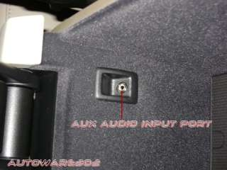 2007 2011 Volvo iPod iPad iPhone Radio Aux Input Cable