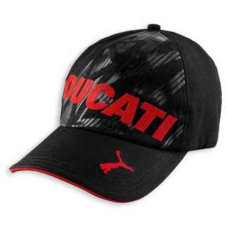 DUCATI PUMA GRAPHIC 11 CAP HAT NEW FOR 2011 PERFECT GIFT