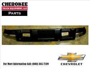 22755086, Front Bumper Deflector. 2012 Chevy/Cadillac/GMC Truck Part