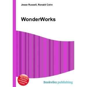 WonderWorks: Ronald Cohn Jesse Russell: Books