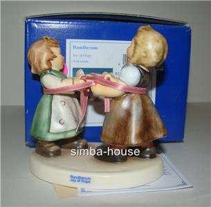 Hummel JOY OF HOPE Goebel Figurine #2252 New In Box