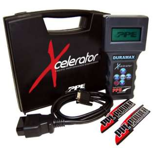 PPE Standard Xcelerator 01 10 Chevy & GMC 6.6L Diesel