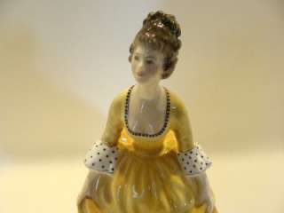 Beautiful ROYAL DOULTON HN 2307 Coralie Figurine