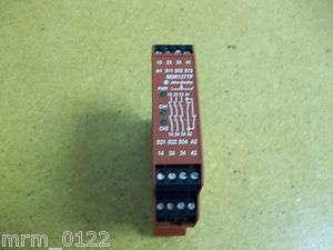 Allen Bradley 440R N23132 Ser C Safety Relay MSR127TP 24VAC/DC