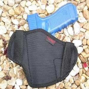 PANCAKE BELT SLIDE GUN HOLSTER 4 GLOCK 20 21 31 37